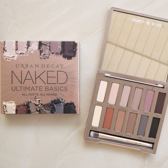 Urban Decay Ultimate Basics Eyeshadow Palette