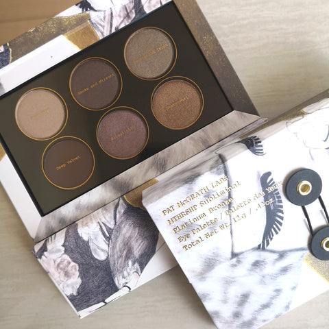 Pat McGrath Labs MTHRSHP Subliminal Platinum Bronze Eyeshadow Palette