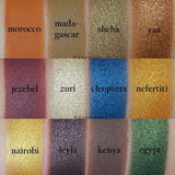 Juvia's Place Nubian 2 eyeshadow palette
