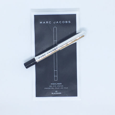 Marc Jacobs Highliner Gel Crayon in Black Travel Size