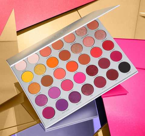 Morphe x Jaclyn Hill Eyeshadow Palette Vol 2