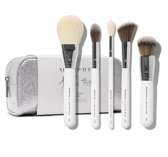 Morphe x Jaclyn Hill The Face Master Collection Brush Set