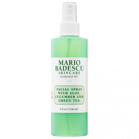 Mario Badescu Facial Spray with Aloe, Cucumber and Green Tea 8oz