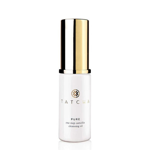 Tatcha Pure One Step Camellia Cleansing Oil 25mL Travel Size