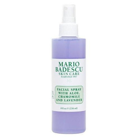 Mario Badescu Facial Spray With Aloe, Chamomile And Lavender 4oz