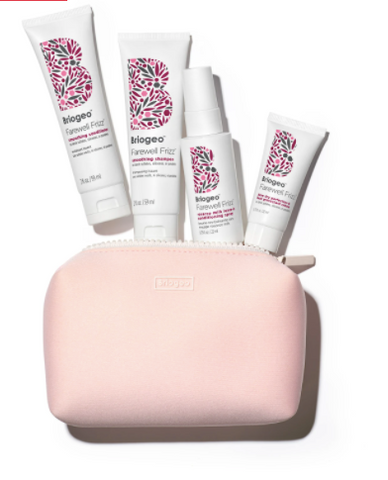 Briogeo Farewell Frizz Frizz Control Travel Kit