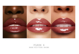 Pat McGrath Mini LUST: Lip Gloss™ Trio in Skin Show Nudes Warm