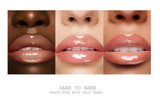Pat McGrath Mini LUST: Lip Gloss™ Trio in Skin Show Nudes Cool