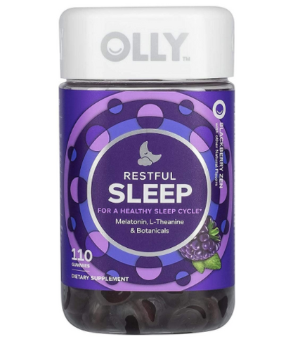 OLLY Sleep Melatonin Gummy