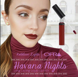 OFRA x Kathleen Lights Liquid Lipstick in Havana Nights