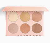 Colourpop In Nude Endo Highlighter Palette