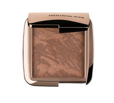 Hourglass Ambient Lighting Bronzer in Luminous Bronze Light Travel Size