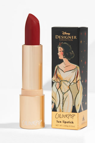 Colourpop Disney Creme Lux Lipstick in Snow White