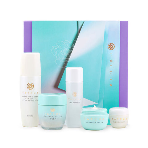 Tatcha The Starter Ritual for Normal to Oily Skin Set