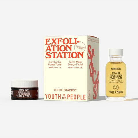 Youth to the People Youth Stacks™ Exfoliation Station