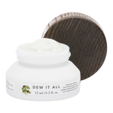 Farmacy Dew It All Total Eye Cream with Echinacea GreenEnvy™ 15mL Full Size