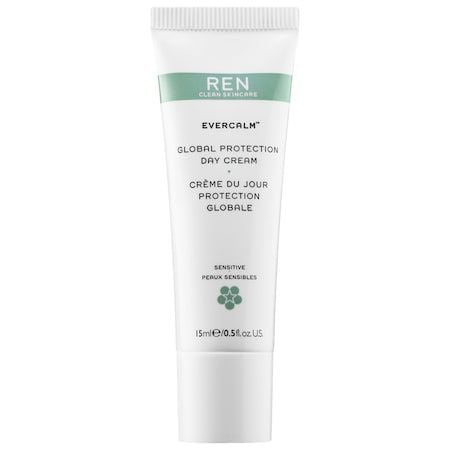Ren Clean Skincare Evercalm™ Global Protection Day Cream Travel Size