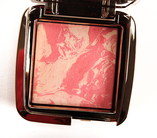 Hourglass Ambient Lighting Blush in Diffused Heat 1.3g Travel Size (vibrant poppy)
