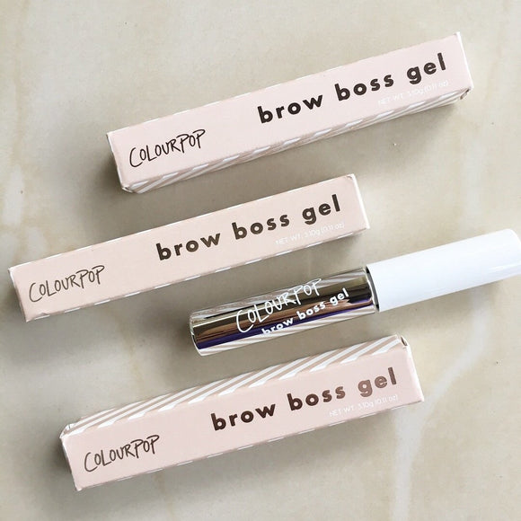 Colourpop Brow Boss Gel (Clear)