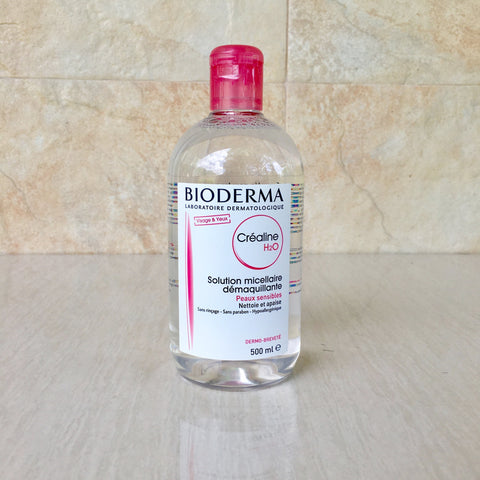 Bioderma Sensibio H20 Micellar Water for Sensitive Skin 500mL