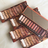 Urban Decay Naked Heat Eyeshadow Palette - no box, from the Naked Vault Set