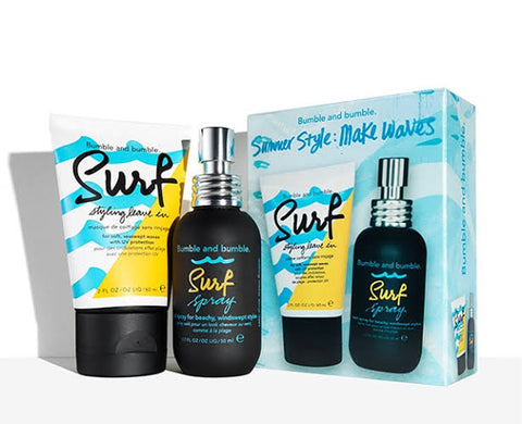Bumble and Bumble Summer Style: Make Waves Set