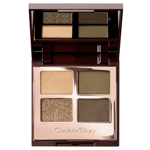 Charlotte Tilbury Luxury Palette in Green Lights