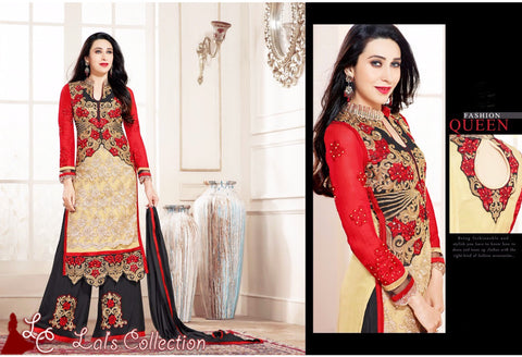 Elegant Karishma Kapoor Suits | Heavy Embroidery