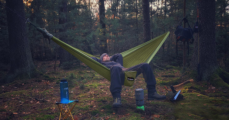 Image result for Benefits Of Hammock Camping