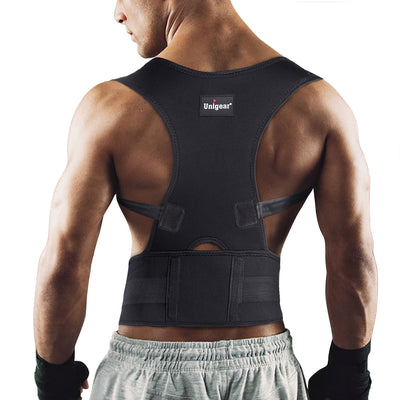 Unigear Back Posture Corrector with Fully Adjustable Straps