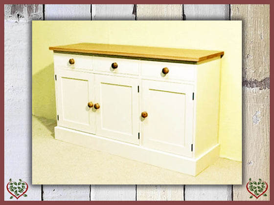 PAINTED SHAKER SIDEBOARD | Paul Martyn Furniture UK