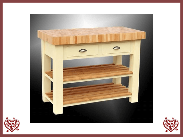 BUTCHERS BLOCK ~ LARGE | Kitchen & Dining Furniture Paul Martyn Furniture UK