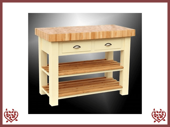 BUTCHERS BLOCK ~ LARGE | Kitchen & Dining Furniture | Paul Martyn Furniture UK