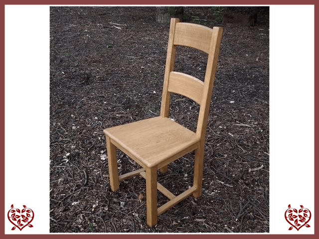 DIJON OAK CHAIR