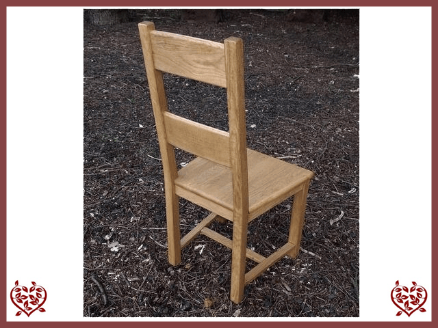 DIJON OAK CHAIR | Paul Martyn Furniture UK