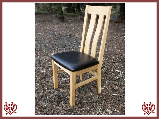 HARRIS OAK CHAIR