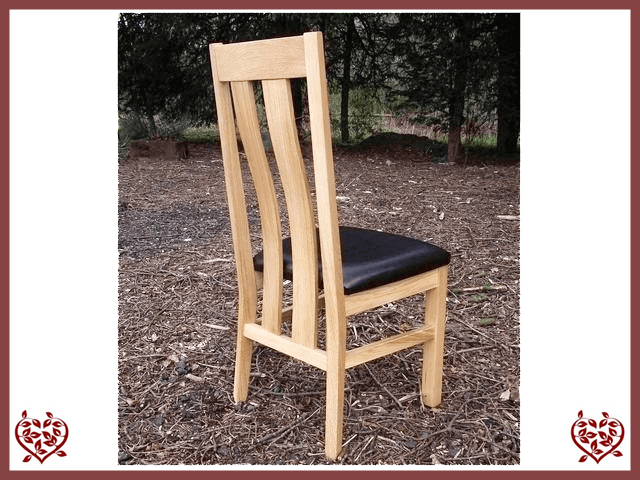 HARRIS OAK CHAIR Paul Martyn Furniture UK
