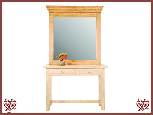 HERITAGE OAK MIRROR | Paul Martyn Furniture UK