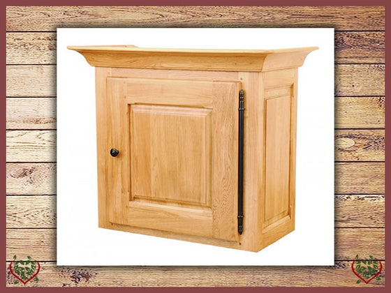 COUNTRY OAK CABINET TOP (SOLID DOOR) | Paul Martyn Furniture UK