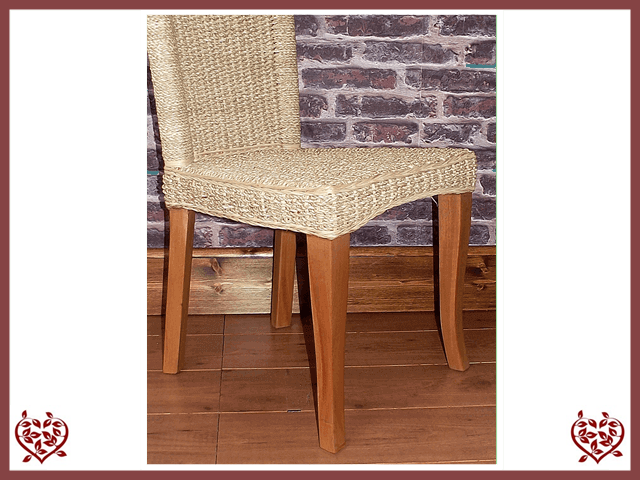 SEAGRASS DINING CHAIR - paul-martyn-furniture