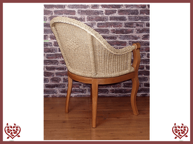 SEAGRASS CARVER CHAIR - paul-martyn-furniture