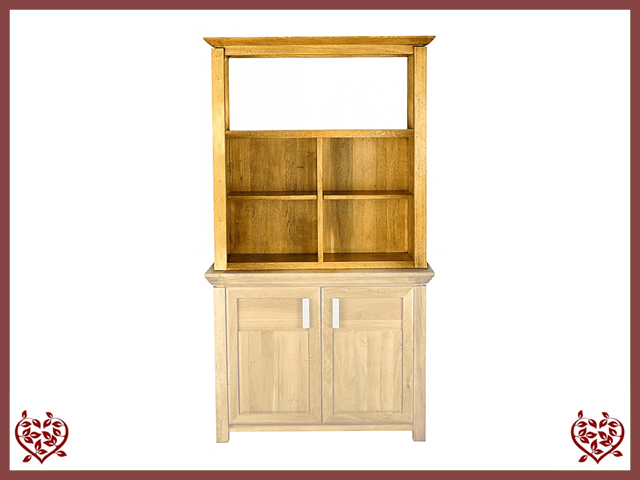 TEMPLE OPEN DRESSER TOP (TOP ONLY) | Paul Martyn Furniture UK