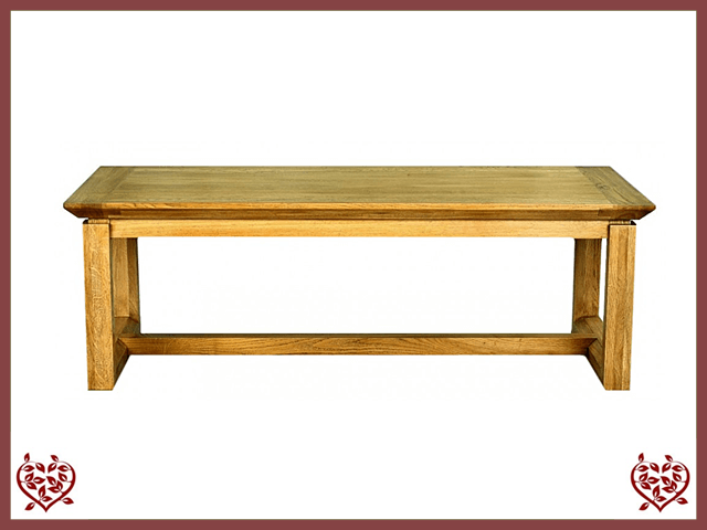TEMPLE OAK COFFEE TABLE - paul-martyn-furniture