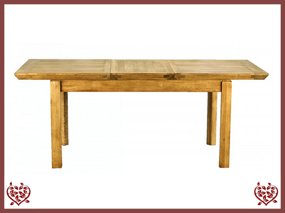 TEMPLE EXTENDING DINING TABLE Paul Martyn Furniture UK