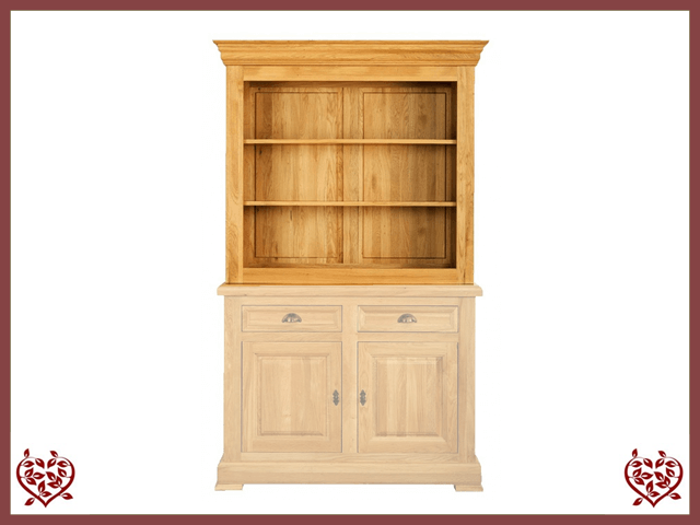 MANOR OAK CABINET TOP ONLY | Paul Martyn Furniture UK