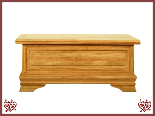 CHANCELLOR OAK COFFEE TABLE – DRINKS UNIT