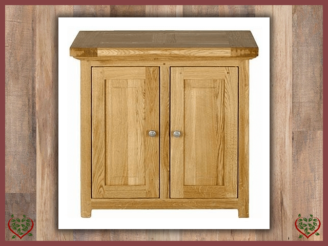 MATLOCK SMALL CUPBOARD | Paul Martyn Furniture UK