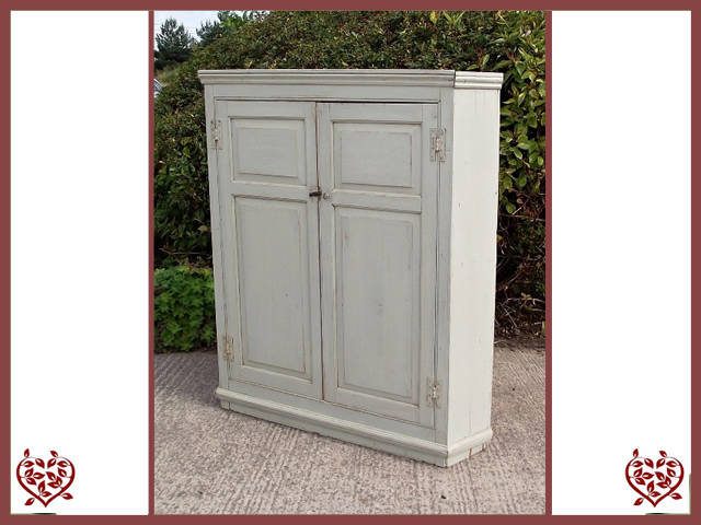 ANTIQUE DUTCH CORNER CABINET ~ FOR RESTORATION | Paul Martyn Furniture UK