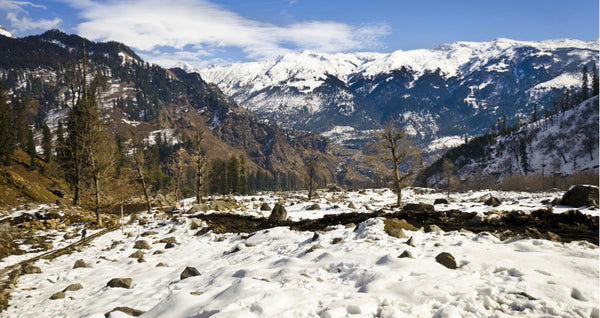 Want To Experience Snow In India? Here Are Some Options.