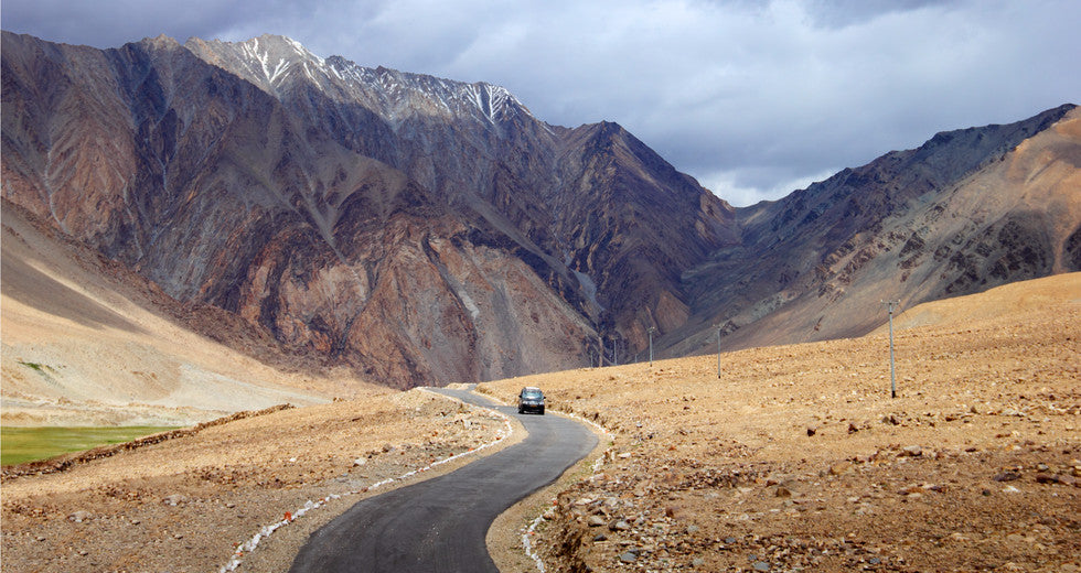 Top 5 Road Trips in India - Author's Choice